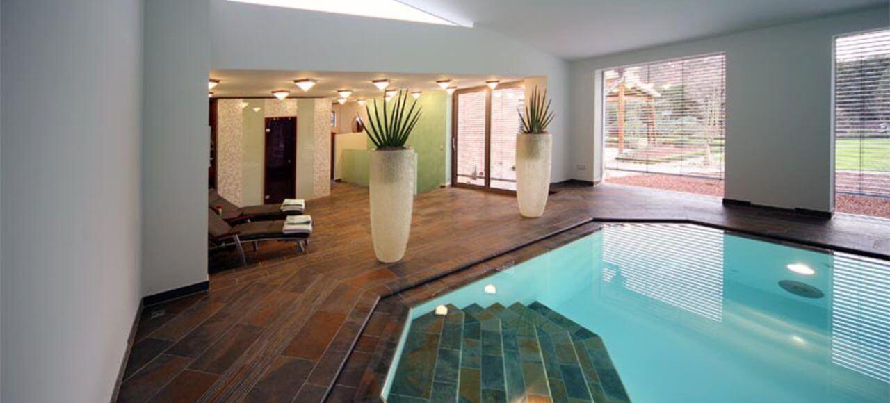 11VPS-Schwimmbecken PVC-Hart
