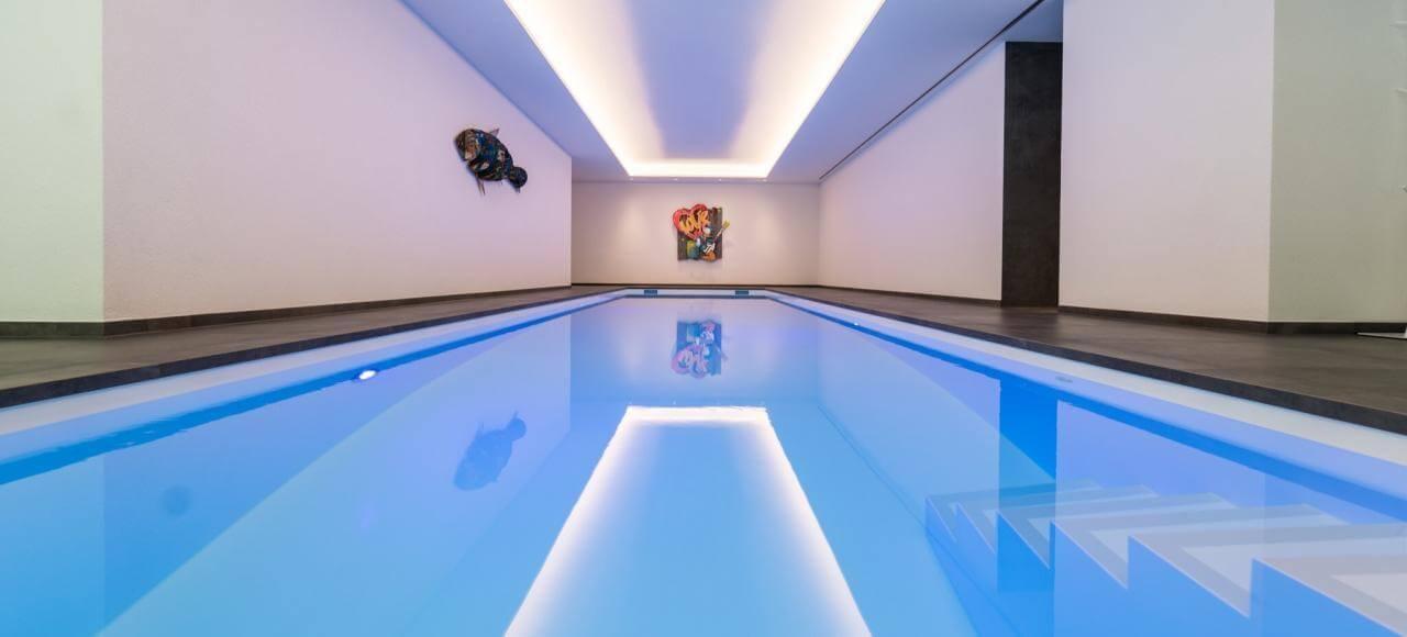 11VPS Schwimmbecken aus PVC-Hart