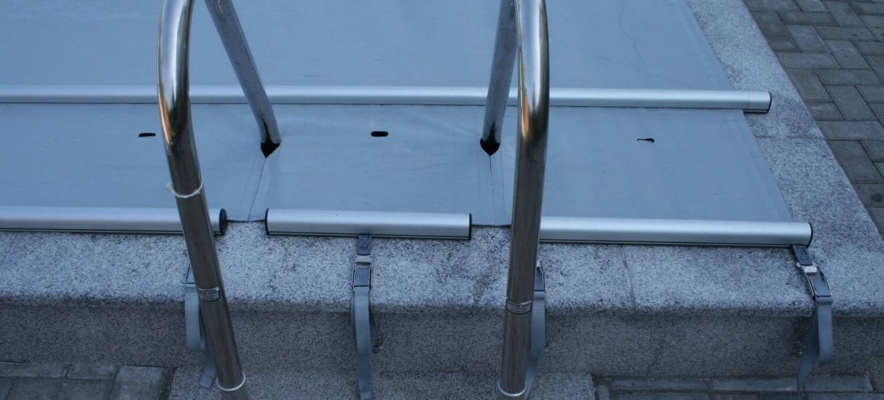 11Rollschutz Typ MULTIVERSAL Leiterausschnitt