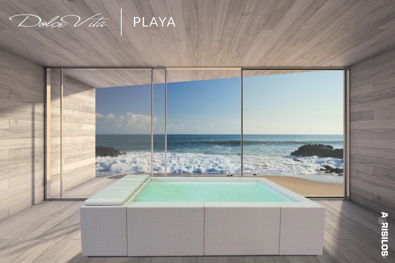 Dolce Vita PLAYA Lounge-Pool